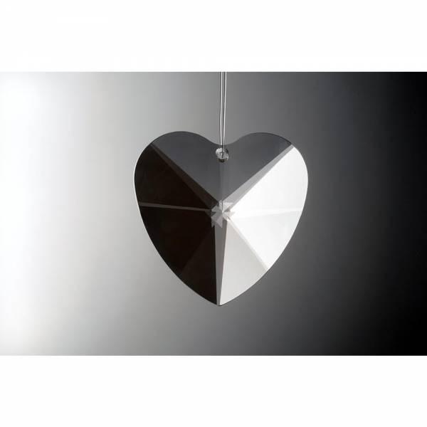 Kristallherz als Valentinsgeschenk