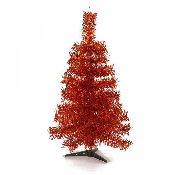 Jahreszeitendeko - Künstlicher Weihnachtsbaum farbiger Tannenbaum kupfer Höhe 60 cm  - Onlineshop Hab und Gut Design