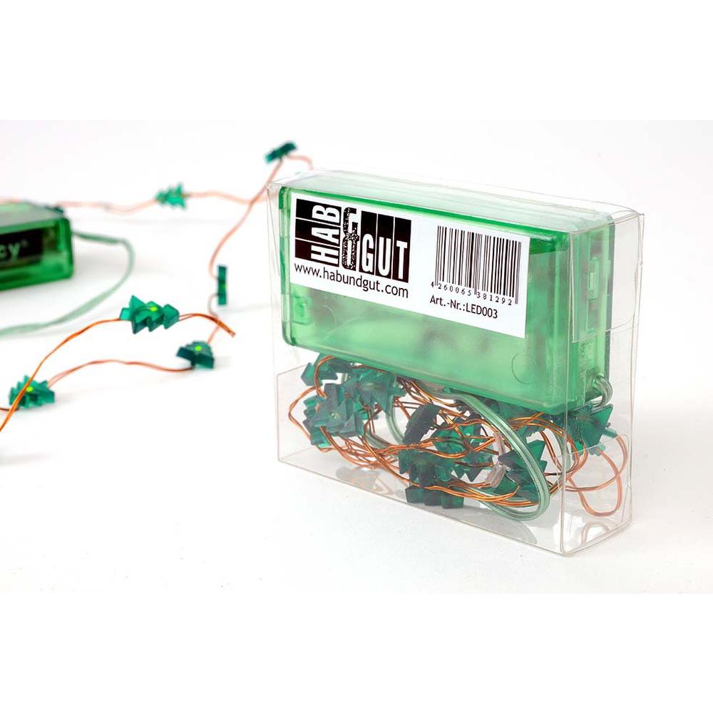 Größe//Design//Farbe HAB /& GUT LED Lichterketten verschiedene Ausführungen