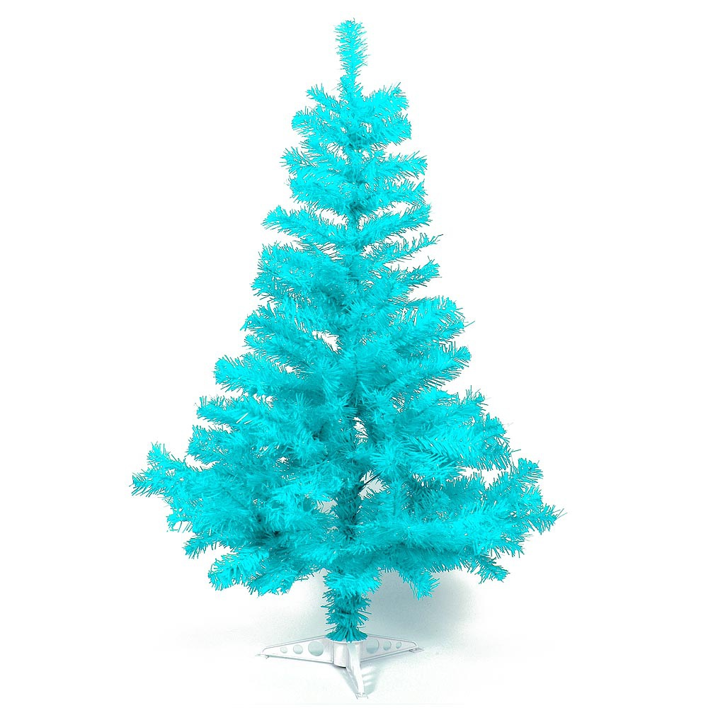 k nstlicher weihnachtsbaum farbiger tannenbaum viele farben und gr en ebay. Black Bedroom Furniture Sets. Home Design Ideas